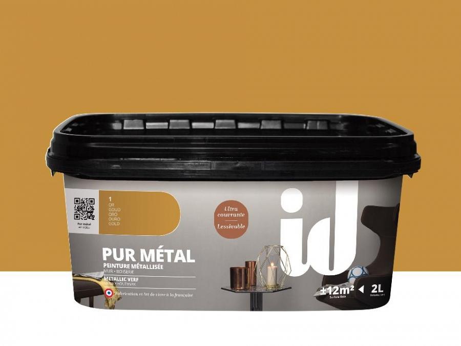 01 - Pur metal 2L - Or