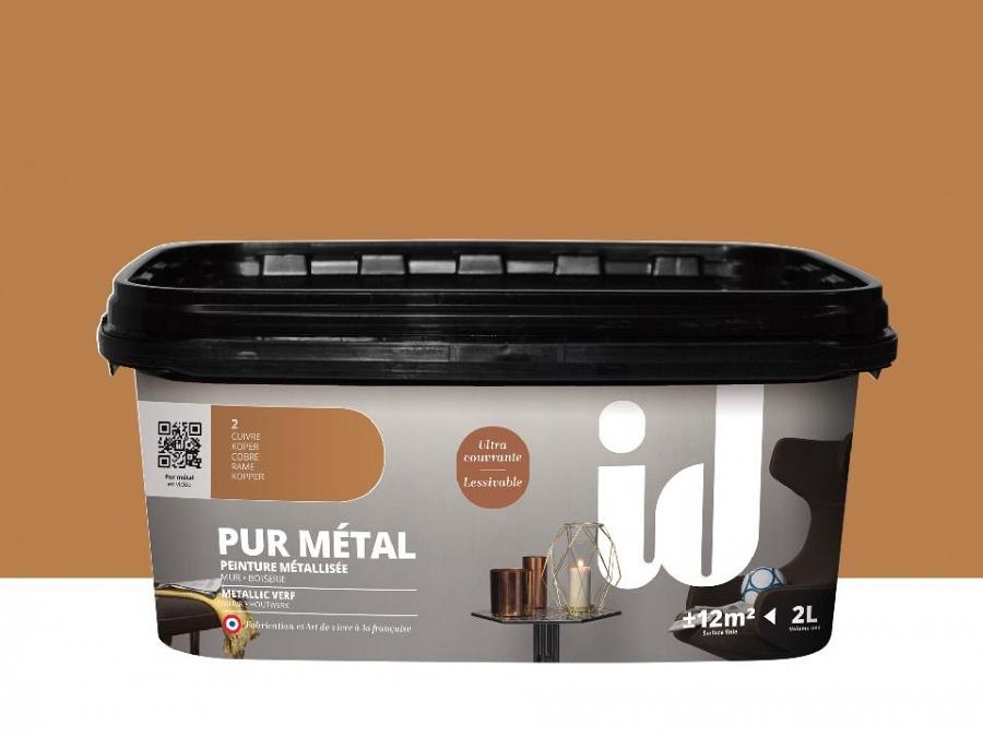 02 - Pur metal 2L - Cuivre