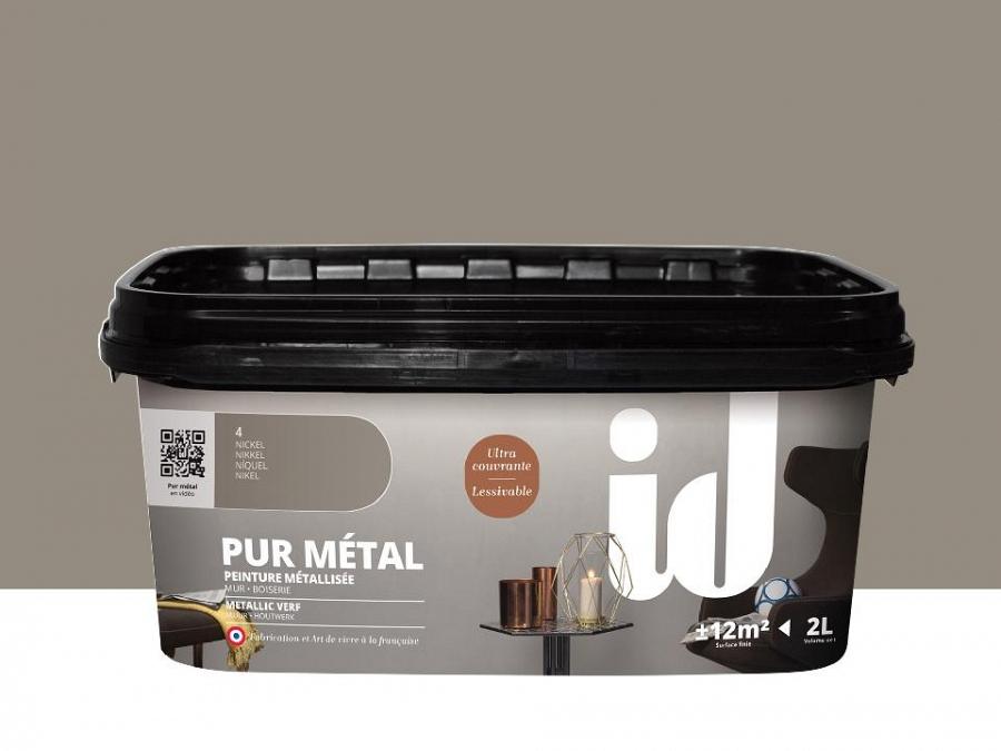 04 - Pur metal 2L - Nickel