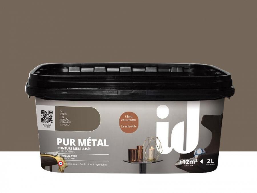 05 - Pur metal 2L - Etain