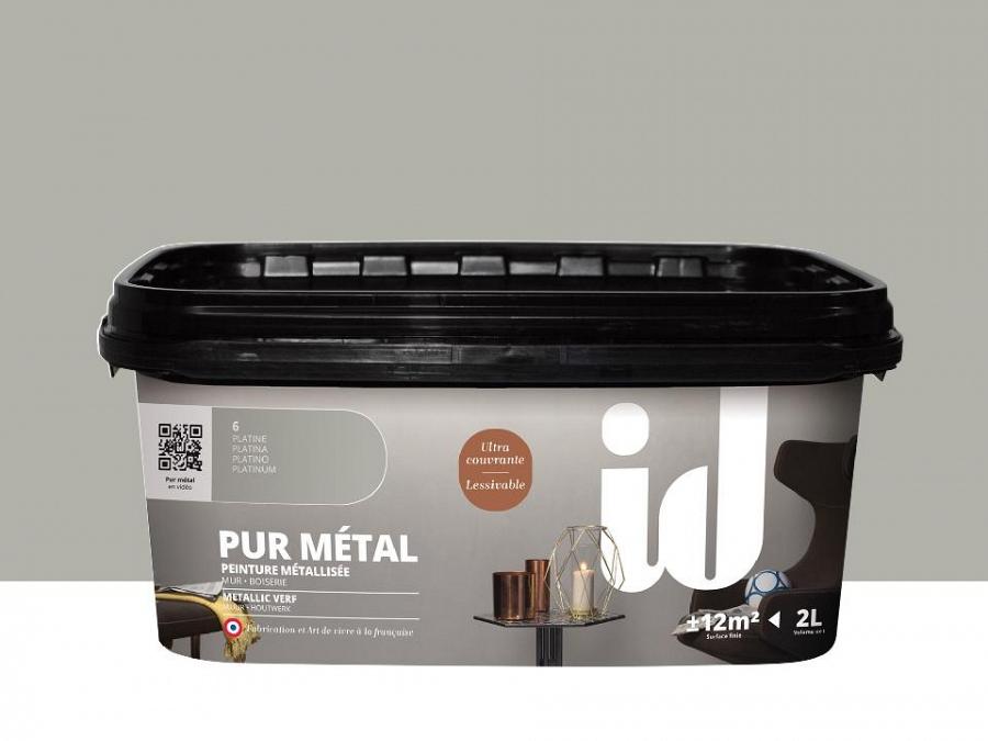 06 - Pur metal 2L - Platine