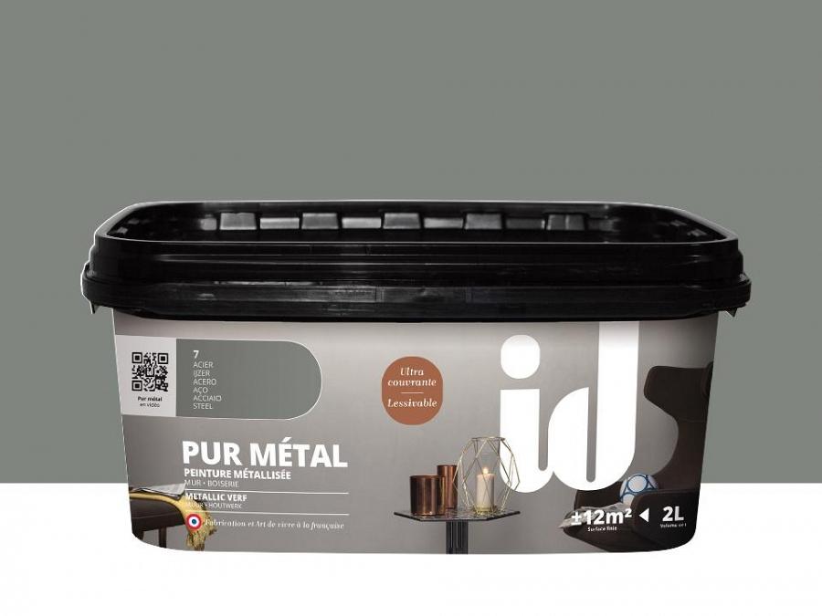 07 - Pur metal 2L - Acier