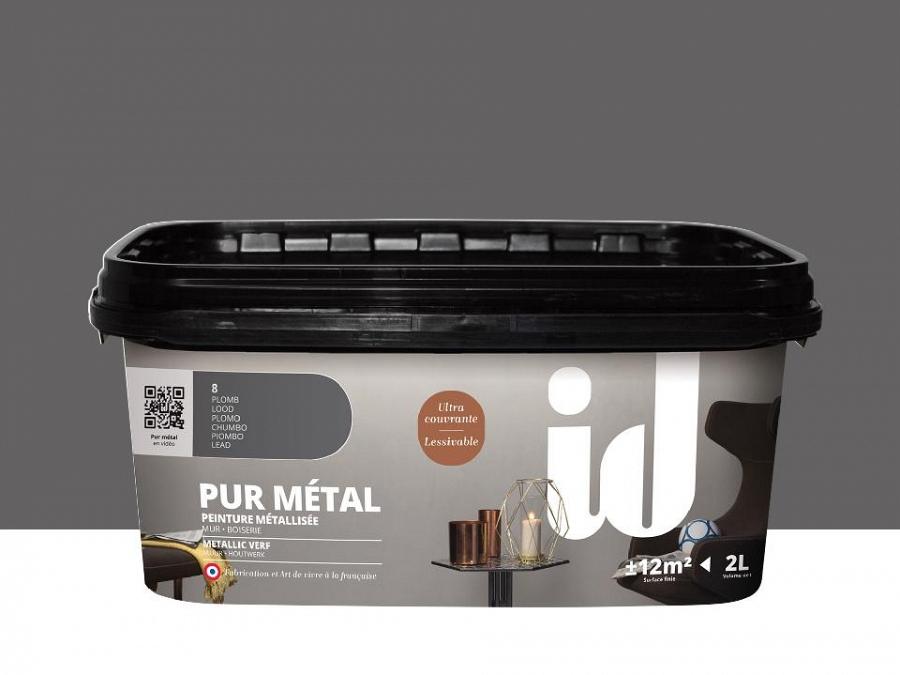 08 - Pur metal 2L - Plomb