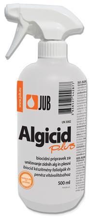 Algicid.plus Sredstvo za uništavanje zidnih algi i plijesni