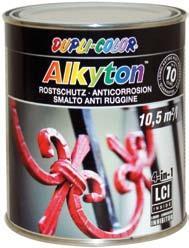 Alkyton - njemački lak sa antikorozivnom zaštitom