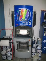 DULUX-stroj za mjesanje.