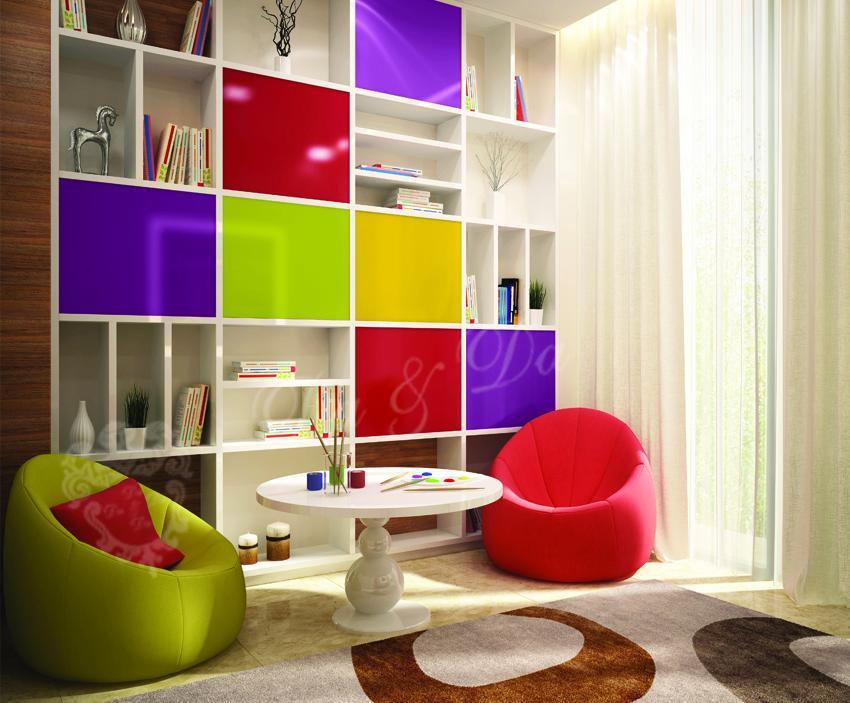 Namještaj u boji - mueble color