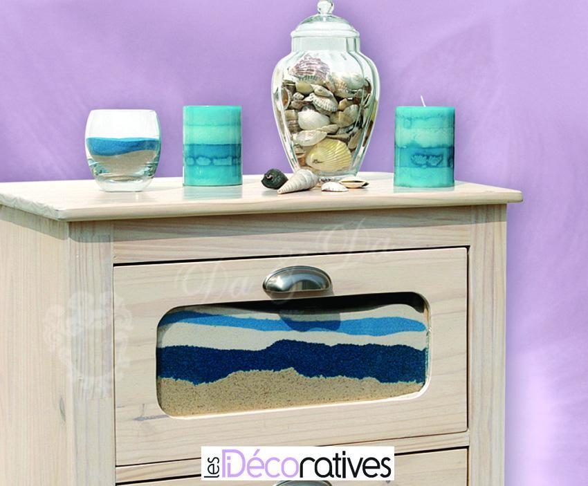 Pastelni izgled namještaja Blanc pastel