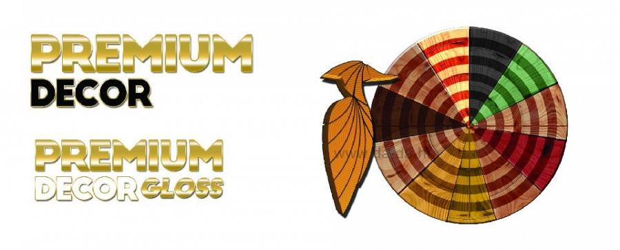 Premium lazura za drvo