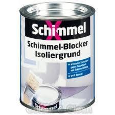 SCHIMMEL-BLOCKER ISOLIERGRUND.