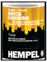 HEMPEL'S BRICK VARNISH